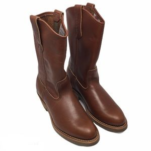 RED WING HERITAGE 8845 PECOS CIGAR RETAN Boots